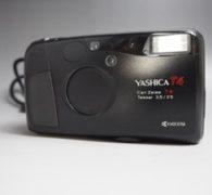 【カメラ買取】京セラ YASHICA T4 Carlzeissレンズ 35mm買取しました。