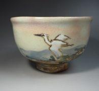 【茶道具買取】ベアティル・ペアソン 萩焼茶碗 買取しました。