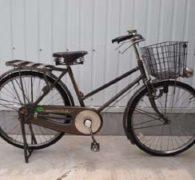 【古道具の買取】帝輪の古い自転車を買取しました。