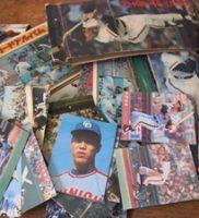カルビープロ野球カード大量に買取しました。