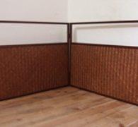 【茶道具買取】利休梅アジロ風炉先屏風 買取しました。