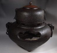 【茶道具買取】時代 風炉釜 買取しました。