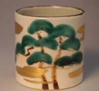【茶道具買取】白井半七作 松蓋置買取しました。