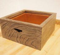 【茶道具】焼杉置炉買取しました。