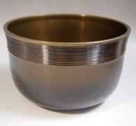 【茶道具買取】金森紹栄造 唐銅口糸目建水 買取しました。