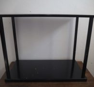 【茶道具買取】指物師 小林一斉作 台子 買取しました。