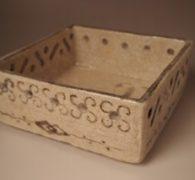 【茶道具】梅村晴峰作 角鉢買取しました。