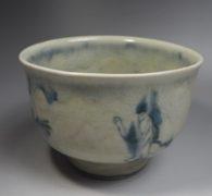 【茶道具】矢口永寿 安南写茶碗 買取しました。