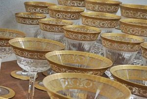Saint-Louis サンルイ クリスタル グラス買取しました。